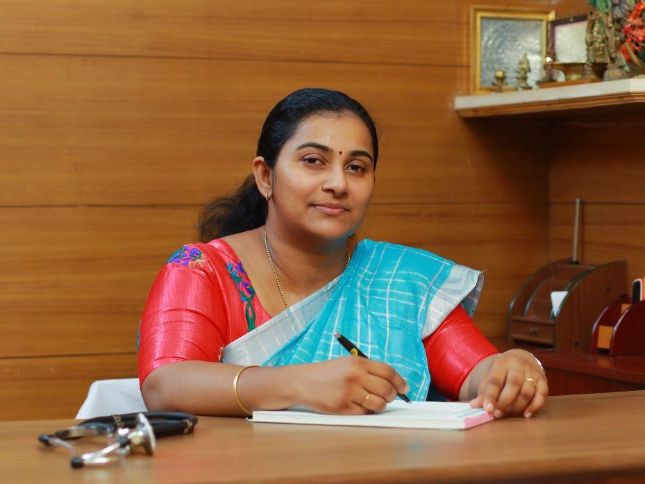 Sithara Santosh